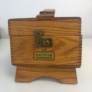 Griffin Shinemaster Vintage Shine Box